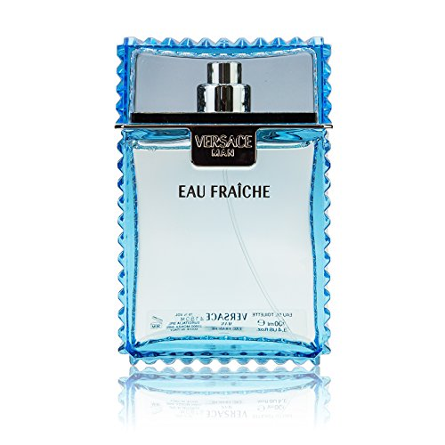 Versace Eau FRAICHE Man Edt. en Spray de 100 ml