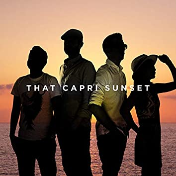 That Capri Sunset
