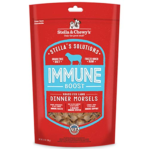 Top 10 best selling list for immune supplements for raw fed dogs
