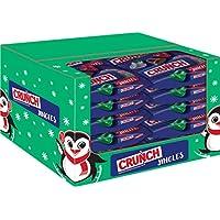 24-Pack Crunch Milk Chocolate Jingles