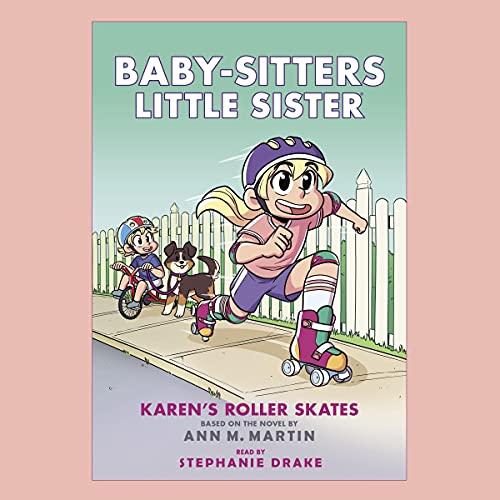 Karen's Roller Skates cover art
