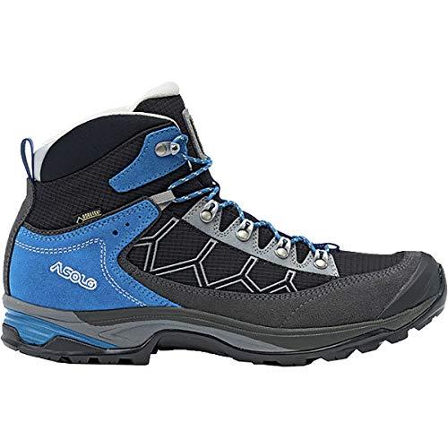 Asolo Men's Falcon GV Hiking Boot Grey/Black 10.5
