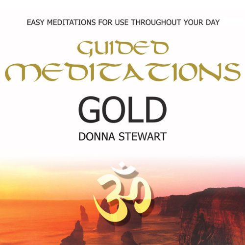 Guided Meditations Gold audiobook cover art
