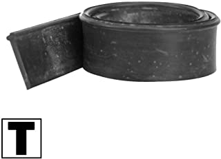 BlackDiamond Flat Top Squeegee Rubber 12 Pack - 18 Inch