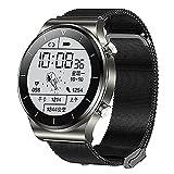 ZGZYL TM01SMART Watch Bluetooth Call Reproducción De Música, Trucidador De Fitness para Damas con Presión Arterial Y Monitoreo De Frecuencia Cardíaca IP68 Reloj Deportivo Impermeable,C