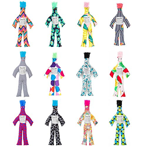 Dammit Doll - Classic Random Color, Stress Relief - Fun Gift for College Guys example