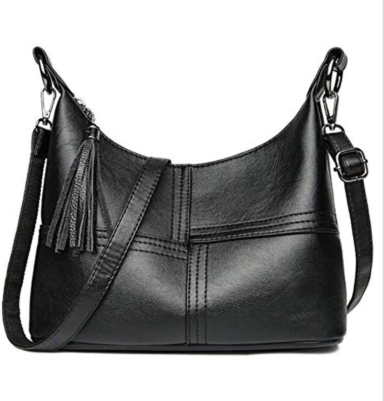 9b92459299a28 Tasche Neue Naht Quaste Tasche weiches Gesicht Mode koreanische ...