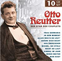 Der Star des Couplets by Otto Reutter