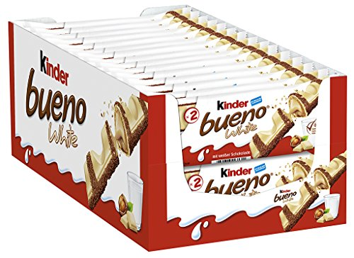 Kinder Bueno White, 30er Pack (30 x 39g)