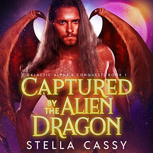 Captured by the Alien Dragon cover art