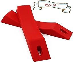 2 Pack YYGIFT Deadlift Barbell Jack Alternative Wedge for Fitness Exercise Sports Strength Bodybuilder Athlete Cross Train...