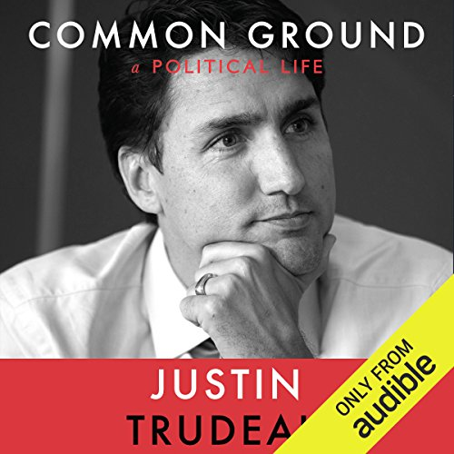 Common Ground audiobook cover art