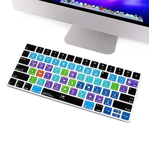 Super Ableton Live Avid Pro Tools Final Cut Pro X PS Hot Key Funktionale Tastaturabdeckung für Magic Keyboard MLA22B/A US-Final Cut Pro X