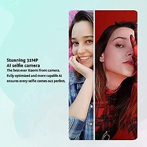 "Xiaomi Mi A3 - Smartphone 6.09"" AMOLED Dot Drop (4GB RAM, 128GB, Cámara principal de 48MP, 4G dual SIM) color Gris"