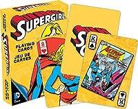 DC Comics(DCコミック)Supergirl(スーパーガール)Playing Card(トランプ) [並行輸入品]