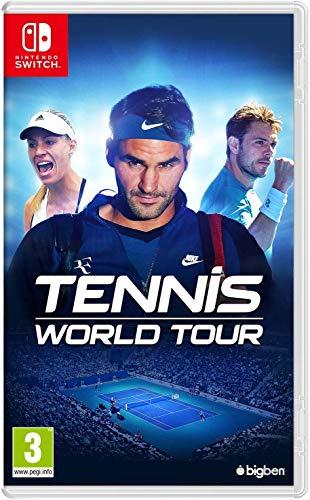 classement un comparer World Tennis Tour pour Switch