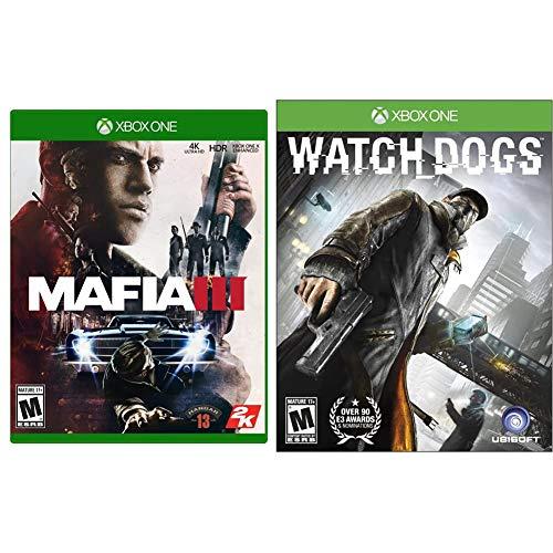 Mafia III - Xbox One & Watch Dogs