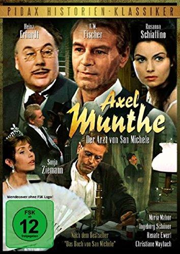Pidax Film-Klassiker: Axel Munthe - Der Arzt von San Michele