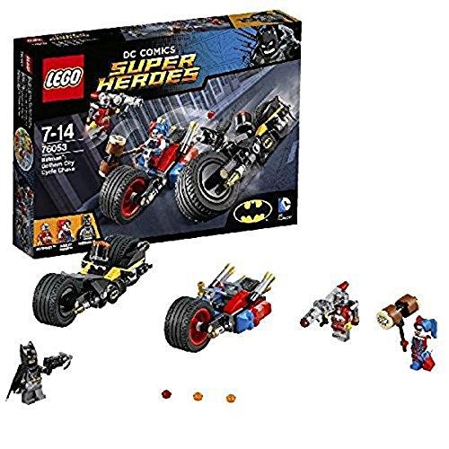Lego DC Super Heroes 76053 - Batman: Batcycle-Verfolgungsjagd in Gotham City