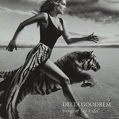 Wings of the Wild (Standard Edition) by DELTA GOODREM