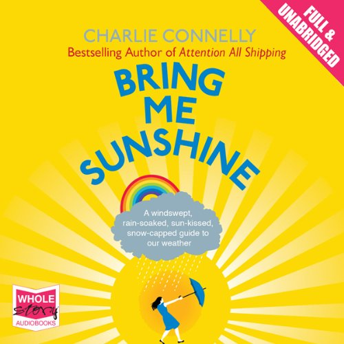 Bring Me Sunshine audiobook cover art