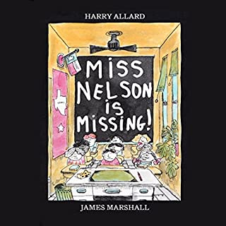Miss Nelson is Missing cover art