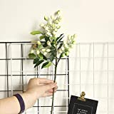 Flores Artificial Fake Olive Fruit Bean Branch Flowers Planta Artificial Berry...