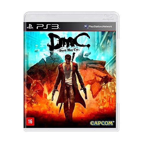 Jogo Dmc: Devil May Cry - Ps3