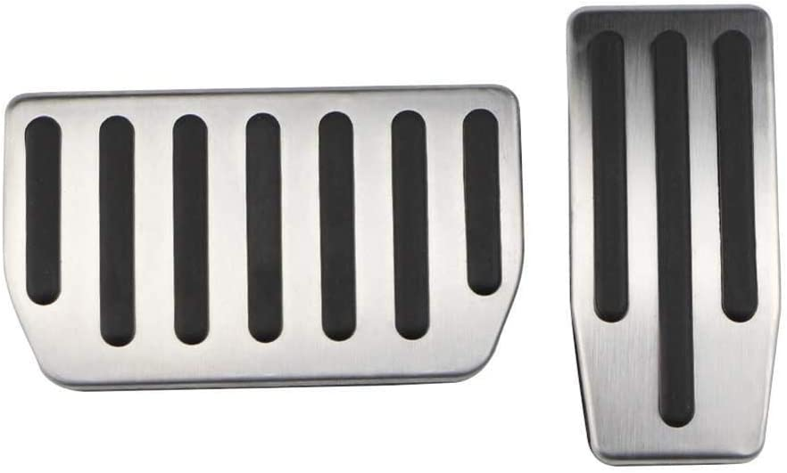 Sale Special Price AMLaost Max 76% OFF Brake Foot Rest Pedal Pads Cover Mats PartsC Accessories