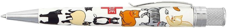 Retro 51 Rescue Series, Cat Rescue Ballpoint Pen B076MFLND5 | | | Verkaufspreis  55eabe