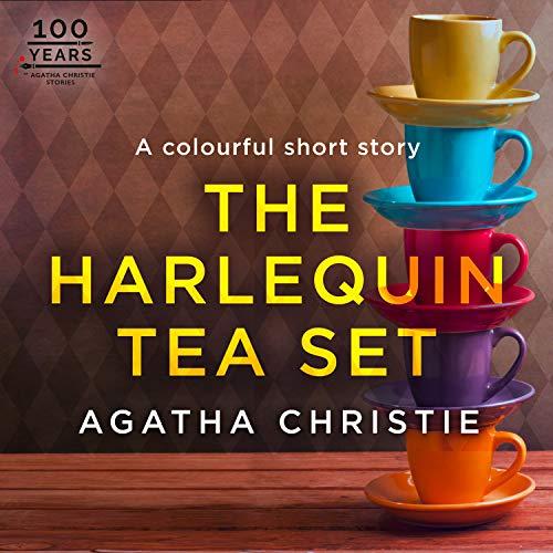 The Harlequin Tea Set cover art
