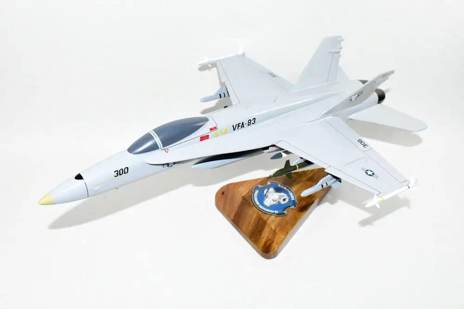 Tucson Mall Squadron Nostalgia LLC VFA-83 Rampagers A-18C Truman 2016 F Cheap SALE Start USS