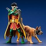 Kotobukiya DC Universe Robin & Bat-Hound Artfx+...