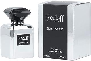Korloff Private Silver Wood for Men Eau de Parfum 50ml
