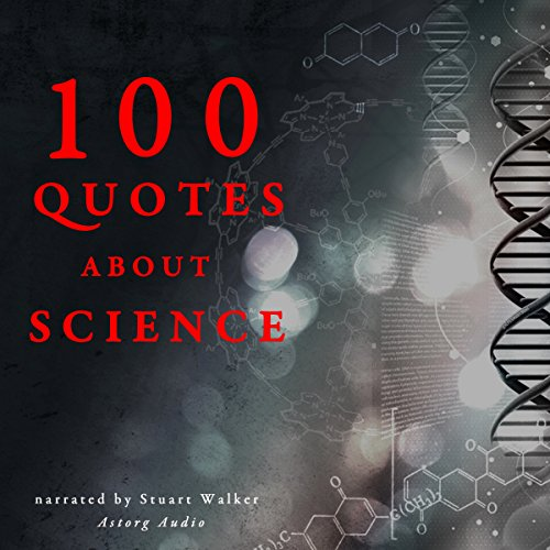 100 Quotes about Science audiobook cover art