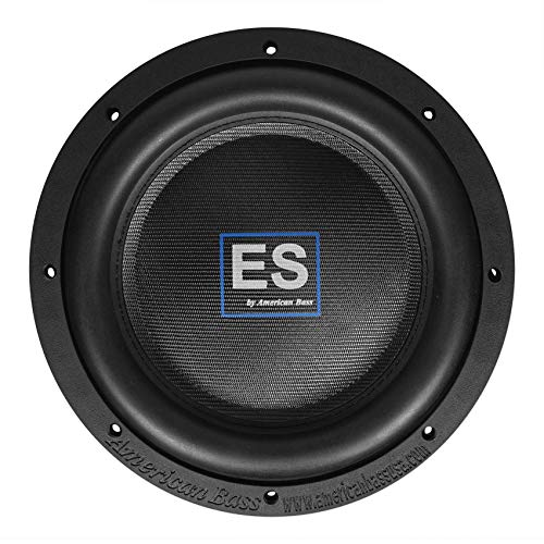 """American Bass 10"""" Shallow 1000 Watts 2.5"""" Voice Coil .00In. X .00In. X .00In."""
