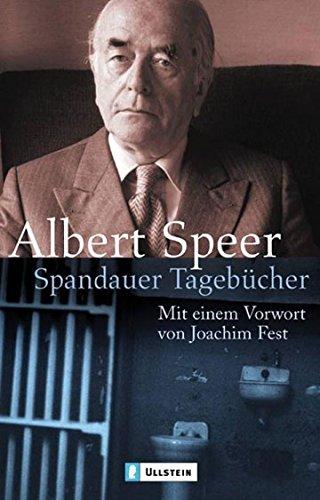 Spandauer Tagebücher: Mit einem Vorwort von Joachim Fest (0)