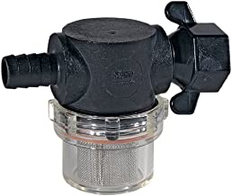 SHURFLO 255-325 Swivel Nut Strainer-1/2 Barb