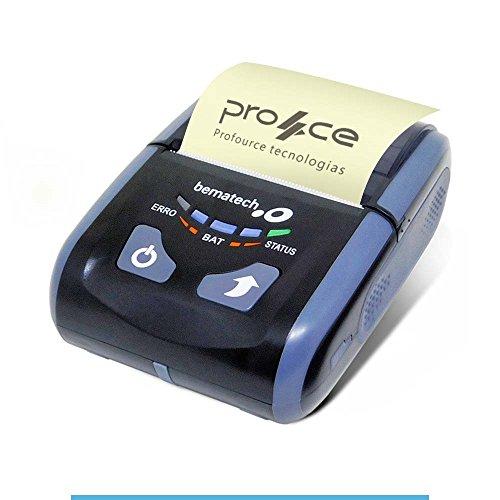 Impressora portátil Bematech PP-10 B conexão Bluetooth