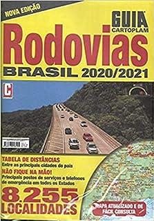 Guia Cartoplam - Mapa Rodovias Brasil- 08ed/20
