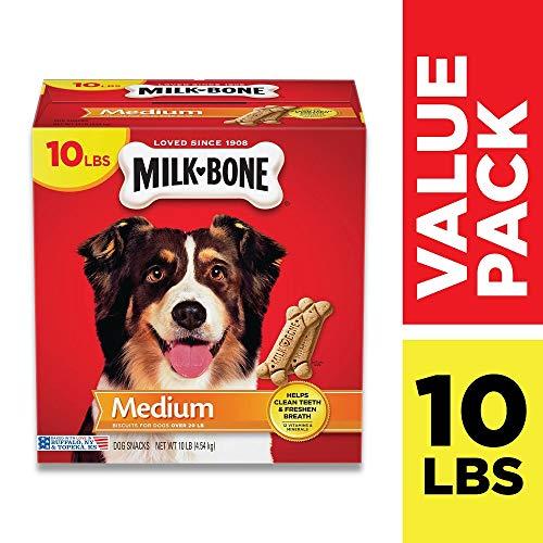 MilkBone Original Dog Treats for Medium Dogs 10 Pounds