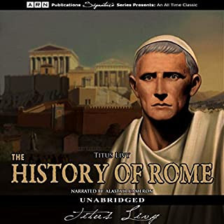 The History of Rome: The Complete Works cover art