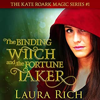 The Binding Witch and the Fortune Taker audiobook cover art