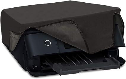 Kwmobile Hülle Kompatibel Mit Epson Expression Photo Xp 8500 6000 6005 Drucker Staubschutzhülle Schutzhaube Schutzhülle Dunkelgrau Bürobedarf Schreibwaren