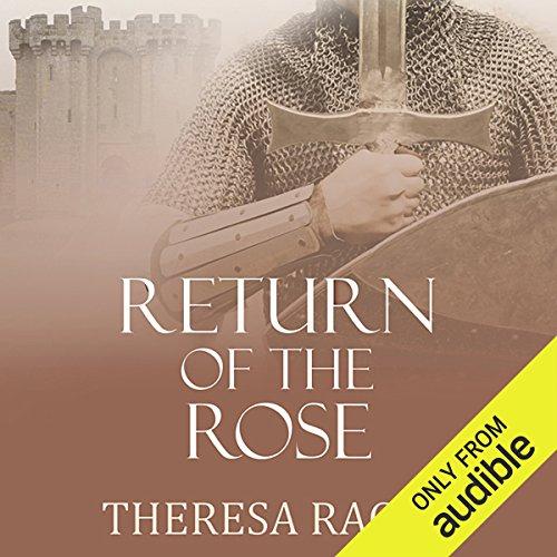 Return of the Rose audiobook cover art