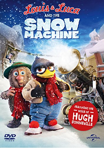 Louis And Luca And The Snow Machine [DVD]