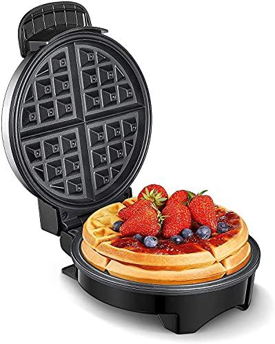 Piastra per Waffle Belga, Macchine per Waffle con Controllo...