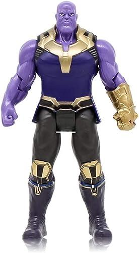 Insistez toujours sur le succès Modele de Juguete Película Personaje Avengers Adornos Souvenirs   coleccionables   artesanía tiranos 16cm Estatua de Juguete