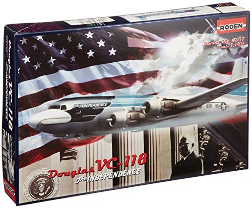 1/144 Douglas VC-118 Independence 1947-52 years 014T307 (japan import)