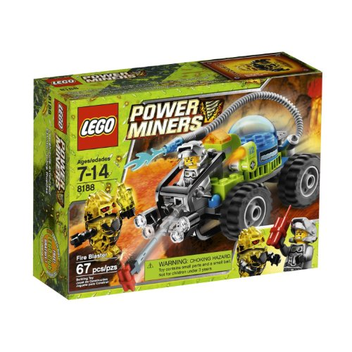 LEGO Power Miners 8188 - Lavaflitzer
